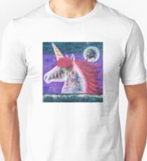 Unicorn Connection - an activated Inner Power Painting Unisex T-Shirt