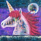 Unicorn Connection - an activated Inner Power Painting by mellierosetest