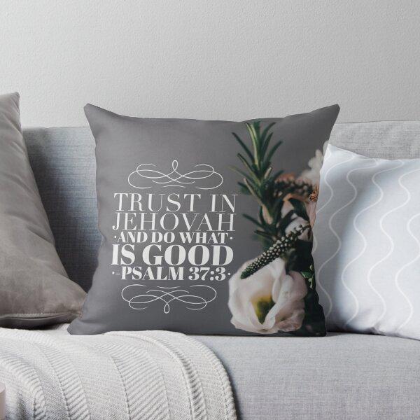 Salmo 37: 3 Cojín