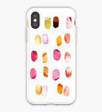 Hüben von Farben iPhone-Hülle & Cover