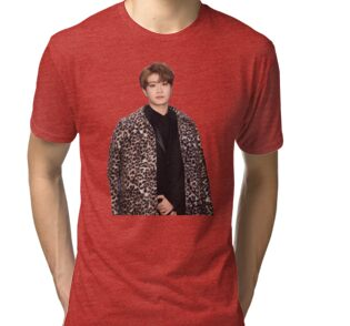 616bff970a0 GOT7 Youngjae - Leopard Fur Coat