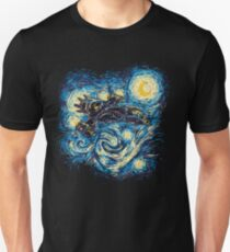 Starry Flight Unisex T-Shirt