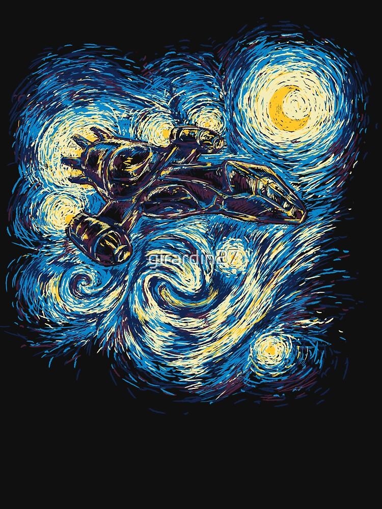 Starry Flight | Unisex T-Shirt