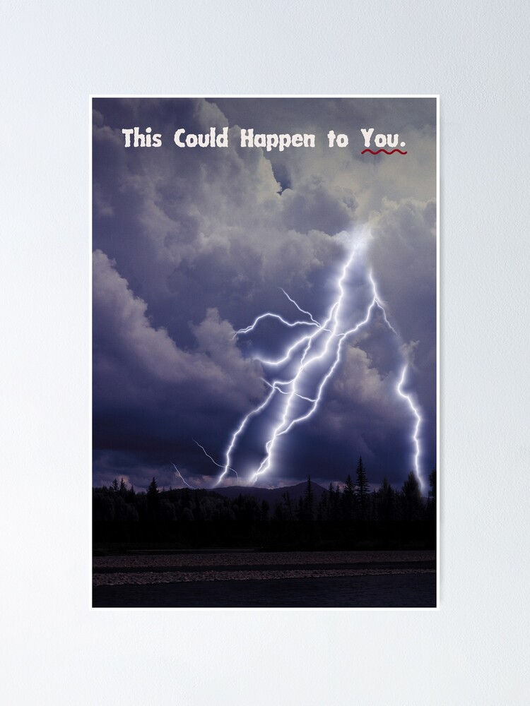 Alternate view of THIS COULD HAPPEN TO YOU: Storms Poster