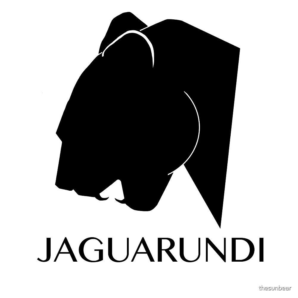Jaguarundi Black by thesunbear