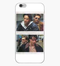 Keanu & River iPhone Case
