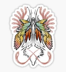 Mab the Queen of Fey (Monarch) Sticker
