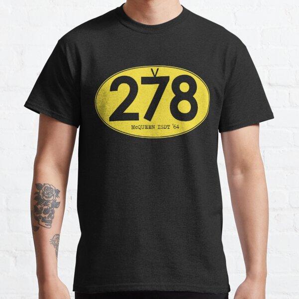 278 McQueen ISDT 1964 Classic T-Shirt