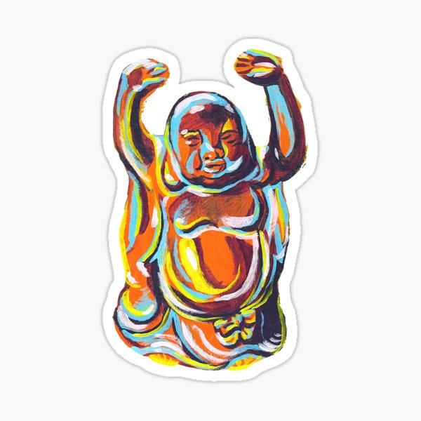 Buddha Dance© Sticker