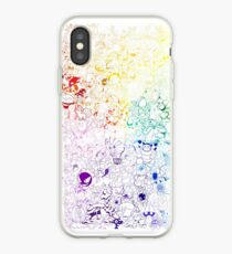 Complete Kanto and Johto Rainbow iPhone Case