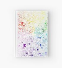 Complete Kanto and Johto Rainbow Hardcover Journal
