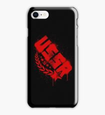 Russian Red iPhone Case/Skin