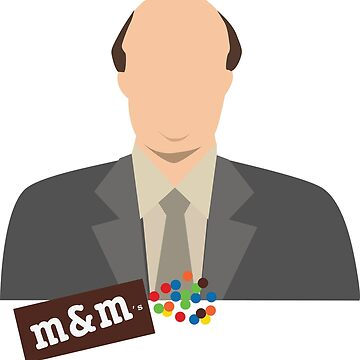 Kevin with M&M's by hiledwards