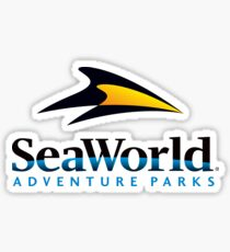 Seaworld Sticker