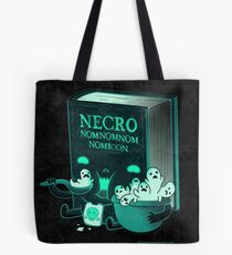 Necronomnomnomnomicon Tote bag