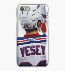 Jimmy Vesey iPhone Case/Skin