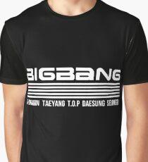 BIGBANG v1 Graphic T-Shirt
