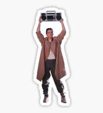Say Anything - Lloyd Dobler Sticker Sticker