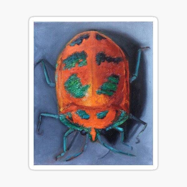 Shield Beetle Sticker
