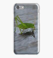 Grasshopper - Philippines iPhone Case/Skin