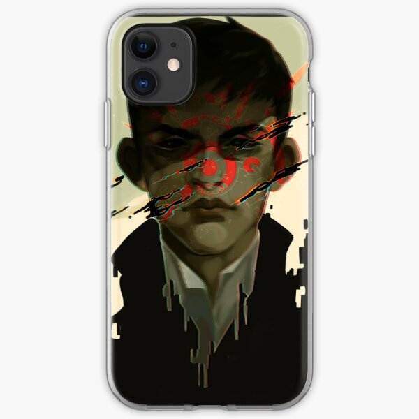 The Outsider iPhone Soft Case
