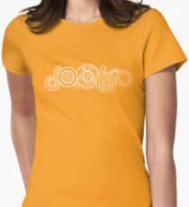 Do You Speak Gallifreyan? Womens Fitted T-Shirt