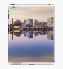 Salthouse Dock Liverpool iPad Case/Skin