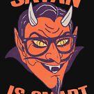 Satan Is Smart by wytrab8
