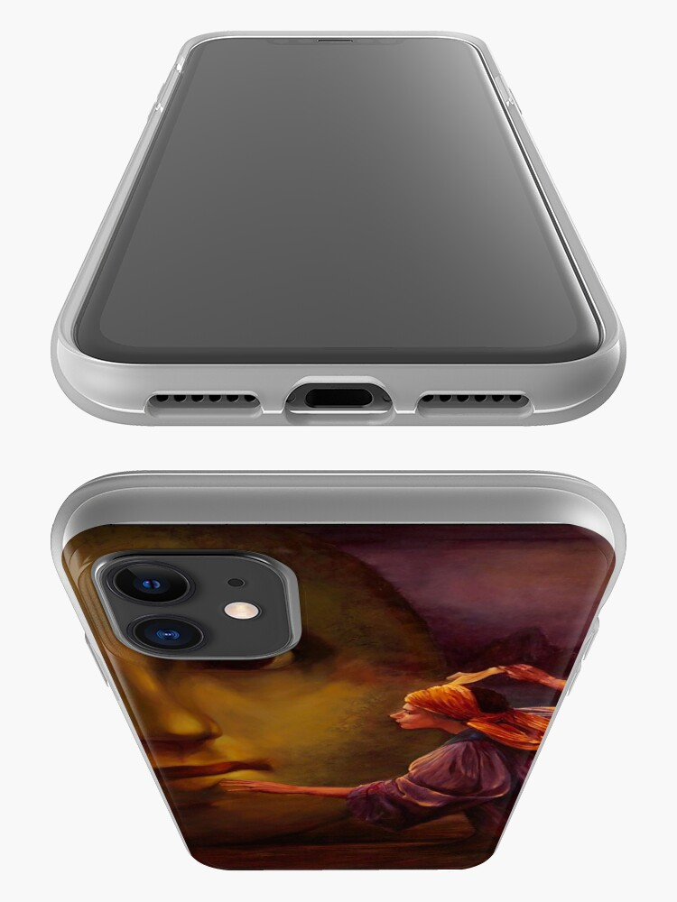 Alternate view of Homage to Rao iPhone Case & Cover