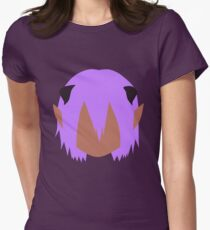 succubus (male) Womens Fitted T-Shirt
