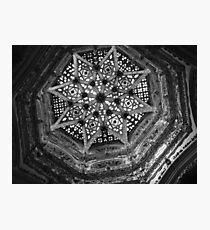 Stone Star  Photographic Print