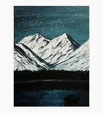 Mountains Photographic Print