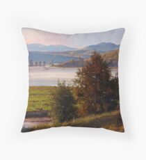 Homeland 7 - The Old Bridge Throw Pillow