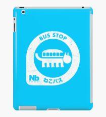 Neko Bus Stop iPad Case/Skin