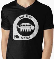 Neko Bus Stop T-Shirt
