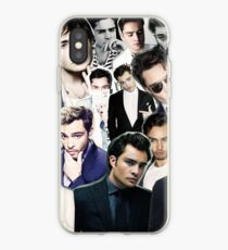 ed westwick collage iPhone Case