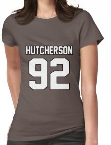 Josh Hutcherson Womens Fitted T-Shirt