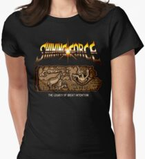 Shining Force (Genesis) Womens Fitted T-Shirt