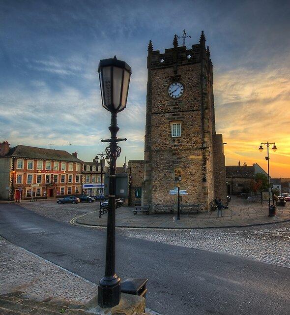 Richmond, North Yorkshire by Stephen Smith