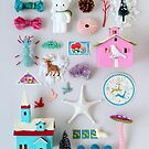 Holiday Miniatures by Hiné Mizushima