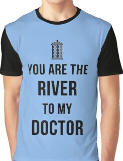 River+Doctor Graphic T-Shirt