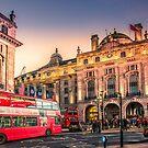 Piccadilly Circus by Dobromir Dobrinov