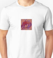 Dragon head in abstract and geometry  Unisex T-Shirt