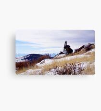 Gold Mine Canvas Print