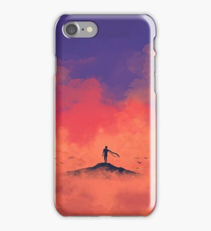 The Return of the Wild iPhone Case/Skin