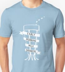 EMMD - Chose Your Own Flavour Logo (White) Unisex T-Shirt