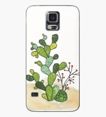 Cactus vibes  Case/Skin for Samsung Galaxy