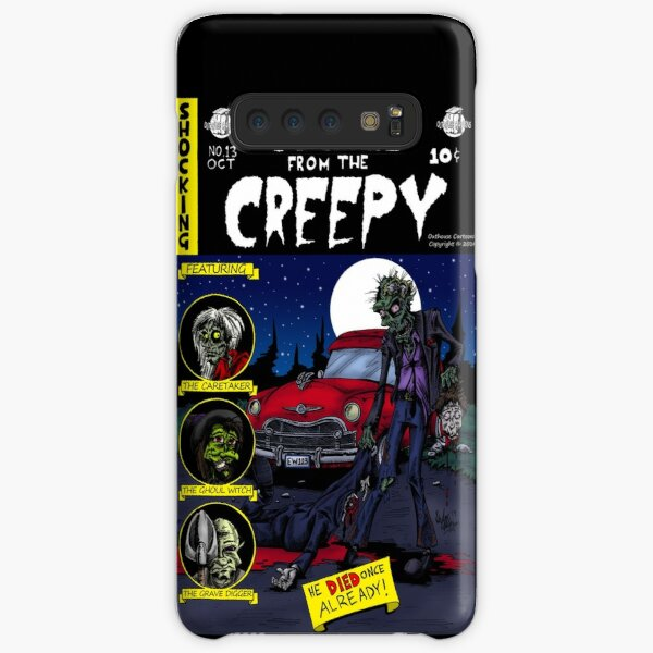 Tales From The Creepy Samsung Galaxy Snap Case