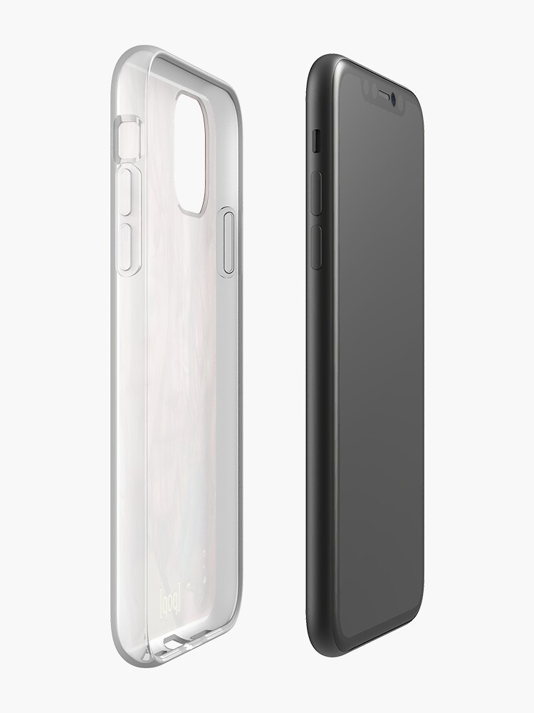 coque iphone 11 yves saint laurent - Coque iPhone «LUCID RÊVER LE MONDE EST EN FEU», par josephinediehl