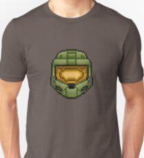Master Chief Pixel Unisex T-Shirt